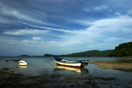 Terumbu Karang di Pulau Weh
