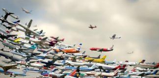 Bandara Terbanyak di Dunia