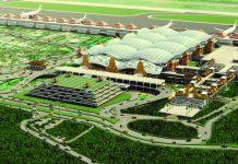 Ombak Bandara Ngurah Rai