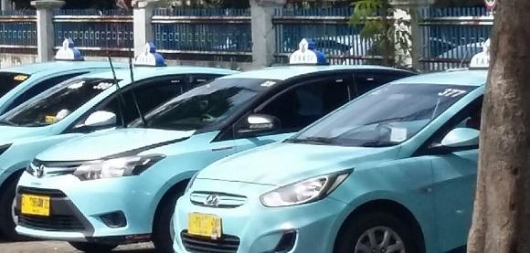 taksi di bandara