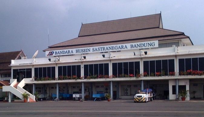Tiket Pesawat ke Bandung