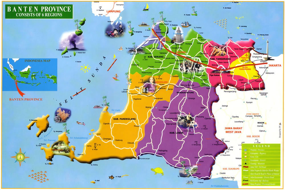 Berwisata Ke Banten
