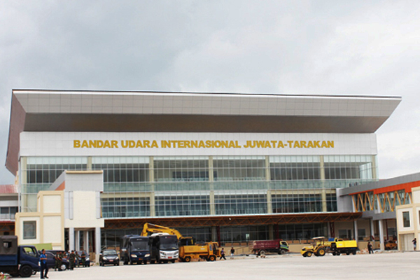 Tiket Pesawat ke Tarakan