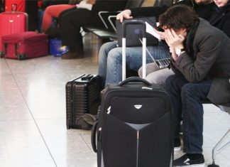 ganti rugi keterlambatan penerbangan