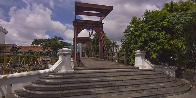 The Old Bridge of VOC