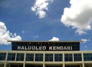 Bandara Haluoleo