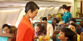 Garuda Indonesia seat