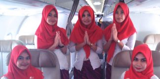 Pramugari Batik Air