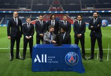 Accor Sponsori Jersey Klub Bola Paris Saint-Germain