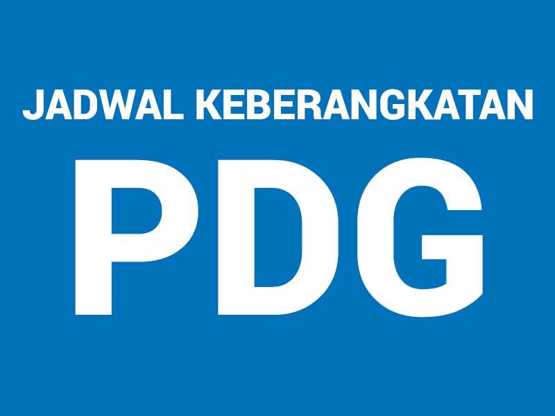 Jadwal Keberangkatan Penerbangan Bandara Minangkabau, Kota Padang