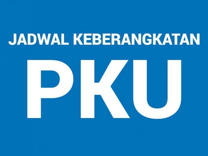Jadwal Keberangkatan Bandara Sultan Syarif Kasim II, Pekanbaru