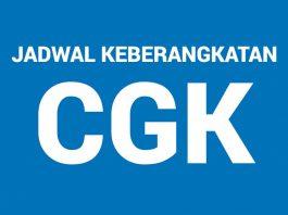 Jadwal Keberangkatan Bandara Soekarno-Hatta