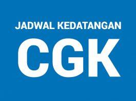 Jadwal Kedatangan Bandara Soekarno-Hatta