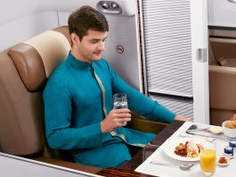 Layanan Garuda Indonesia First Class 01