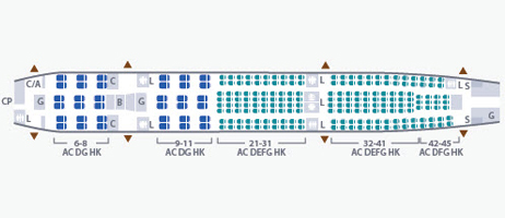 Tiket Garuda Indonesia airbus-a330-200