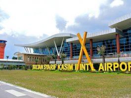 Tiket Pesawat ke Pekanbaru