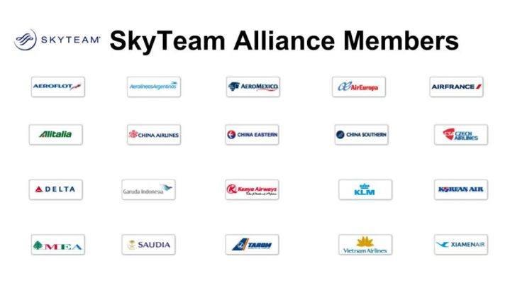 Aliansi Maskapai Penerbangan SkyTeam
