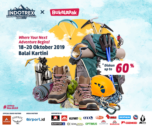 Indonesia Outdoor Expo