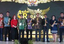 ANGKASA PURA AIRPORTS RAIH RATING GOLD DALAM ASIA SUSTAINABILITY REPORTING RATING 2019