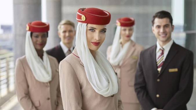 Gaji Pramugari Maskapai Emirates