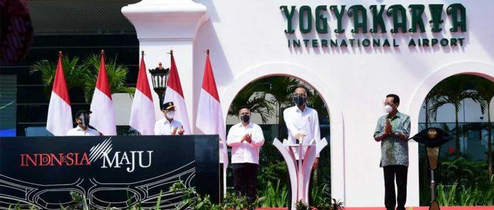 BANDARA INTERNASIONAL YOGYAKARTA, BANDARA TERBAIK DI INDONESIA