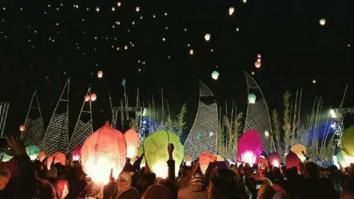 Festival Budaya Dieng
